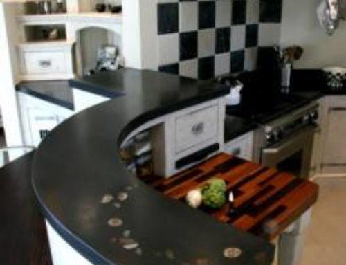 It Doesn't Need to be Granite – Consider Concrete Surfaces